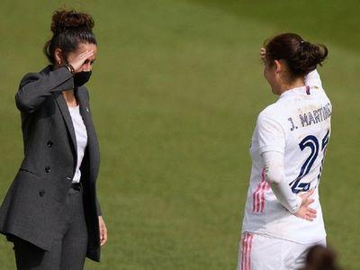 Jéssica Martínez comanda la victoria del Real Madrid
