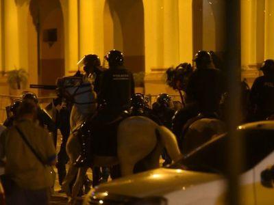Piden que se aclare el asesinato de joven durante la manifestación