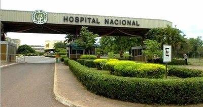 La Nación / Hospital Nacional se encuentra con 90% de ocupación en terapia intensiva
