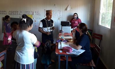 Realizaron expedición de documentos a indígenas