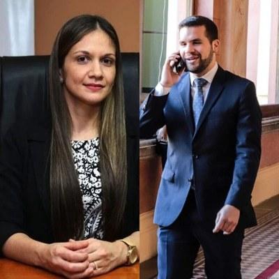 Designan a nuevo jefe de gabinete y secretaria de gestión
