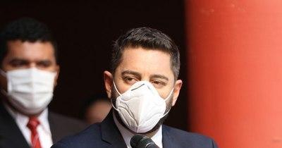 """La Nación / Alliana, a los corruptos del Gobierno: """"Vayan tomando distancia de las licitaciones en pandemia"""""""