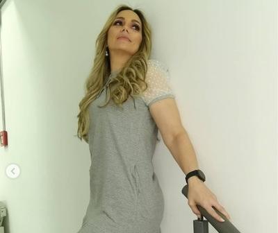Clara Franco a full para el 'Canta'