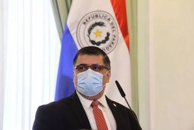 Confirman a Borba como ministro de Salud
