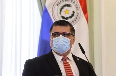 El Ejecutivo confirma a Julio Borba como Ministro de Salud