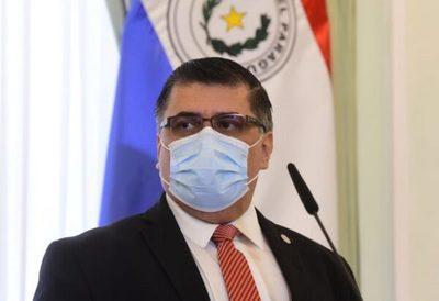 Borba anuncia viajes para buscar las vacunas