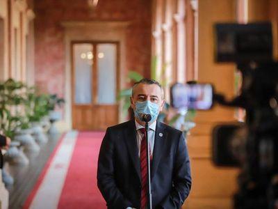 Audio filtrado pone en apuros a Dani Centurión, candidato de Abdo