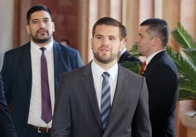 Ejecutivo nombra a Hernán Huttemann como Jefe de Gabinete de la Presidencia