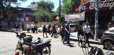 Evacuan sede del Palacio de Justicia ante presunta alerta de bomba