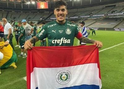 Gómez es campeón y envía mensaje de apoyo al pueblo paraguayo