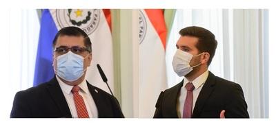 Borba a Salud y Huttemann a jefatura de Gabinete: Ejecutivo anuncia primeros cambios tras crisis