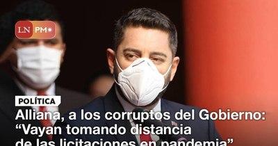 La Nación / LN PM: Las noticias más relevantes de la siesta del 8 de marzo