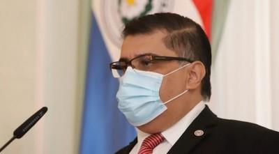 Nuevo ministro de Salud dijo que dará insumos y buscará más vacunas anticovid