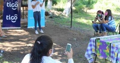 La Nación / Tigo busca impulsar el desarrollo de las mujeres paraguayas