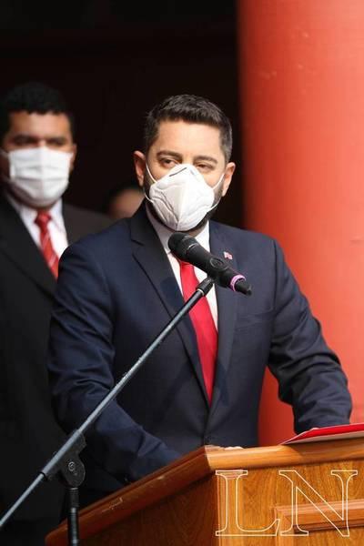 """Alliana, a los corruptos del Gobierno: """"Vayan tomando distancia de las licitaciones en pandemia"""""""