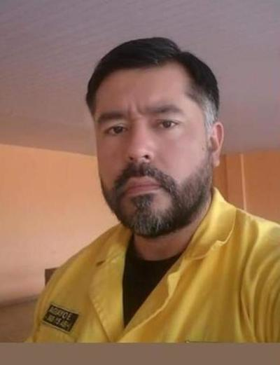 Fallece bombero por Covid