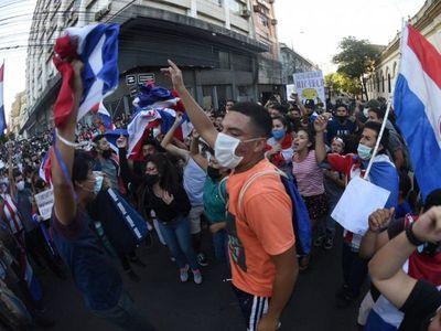 El Gobierno responsabiliza a Lugo y a Alegre de movilizaciones ciudadanas