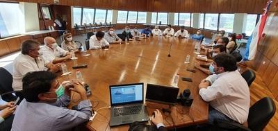 Por unanimidad los diputados liberales impulsarán juicio Político a Abdo y Velázquez