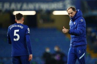Chelsea sigue en racha y se afianza en la parte alta de la Premier League