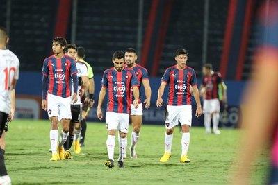 Cerro Porteño cada vez anota menos y recibe más goles