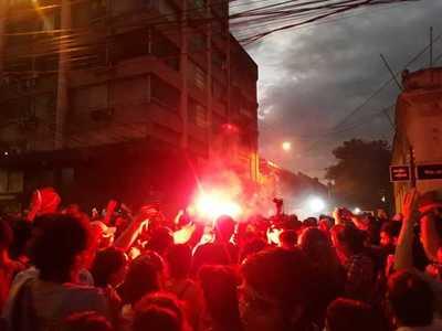 Asesinato de manifestante: libran orden de captura contra adolescente