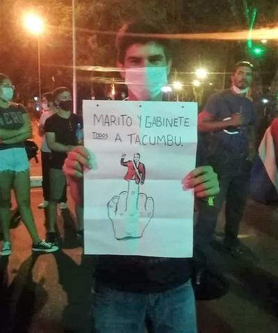 Central obrera denuncia que Marito descarga la crisis sobre el pueblo y apresta huelga general