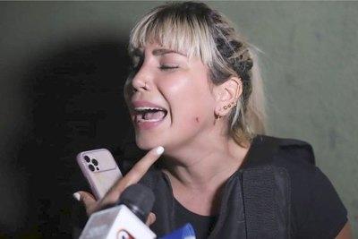 Crónica / Jessica Servín fue baleada en la cara