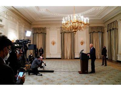 Gobierno filtra carta de Biden donde agradece lucha contra la corrupción