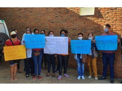 Concepción: Familiares de enfermos renales piden insumos
