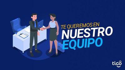 Tigo Paraguay lanza nuevas oportunidades de empleo
