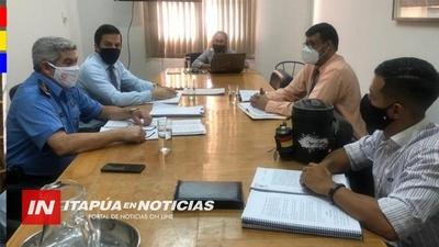 INICIAN TAREA DE ADECUACIÓN DE ORDENANZA DE TRÁNSITO A LA LEY VIGENTE.