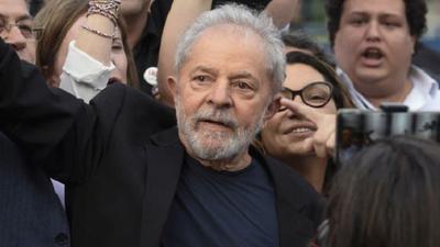 Anulan condenas contra Lula da Silva y podrá ser candidato presidencial
