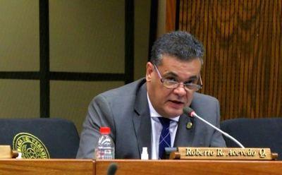 Estadio municipal llevará el nombre del diputado Robert Acevedo en Pedro Juan Caballero
