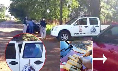 """Agentes de Interpol """"descubiertos"""" cuando tenían detenida a una extranjera con droga – Diario TNPRESS"""