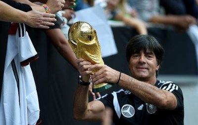 Joachim Löw dejará de ser DT de Alemania después de 15 años