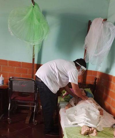 Fallece una abuela por COVID-19 en albergue de Carapeguá y hay otras contagiadas
