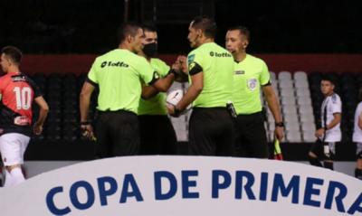 La designación de árbitros para la séptima fecha del torneo Apertura