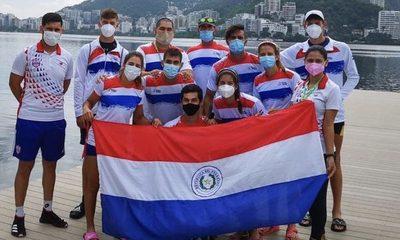 Tres medallas para Paraguay en inicio de Sudamericano de Remo
