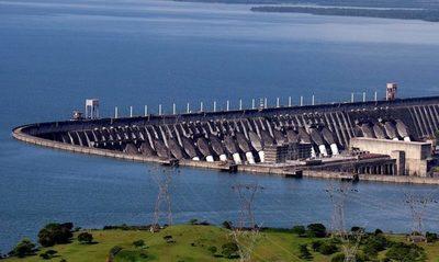 Itaipu suministró 2.686 GWh de energía a Paraguay en el primer bimestre del 2021