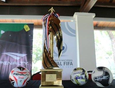 Arrancan las clasificatorias para el Nacional de Futsal FIFA 2021