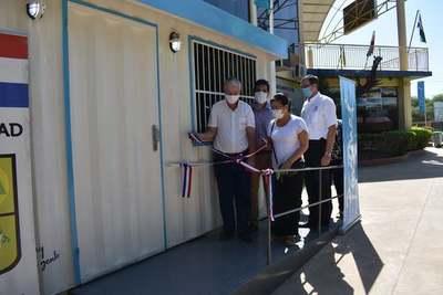 Habilitan nuevo telecentro en Loma Plata