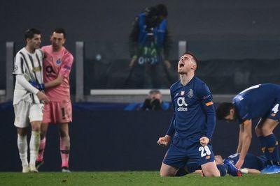Oporto da la campanada y elimina a la Juventus