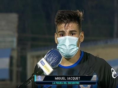 """Miguel Jacquet: """"Lo importante es sumar"""""""