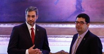 La Nación / Patria Querida acompañará juicio político a Mario Abdo y Hugo Velázquez