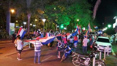 Quinto día de protestas en Encarnación