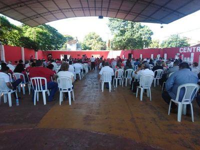Seccionaleros expresan apoyo a Mario Abdo en reunión con más de 200 participantes