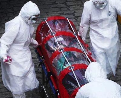 Brasil registró nuevo récord de muertes diarias por Covid-19