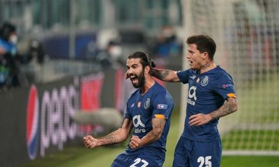 Champions League: Porto elimina a la Juventus de Cristiano Ronaldo
