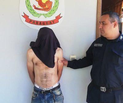 Cae detenido ladrón tras intento de asalto en Presidente Franco – Diario TNPRESS