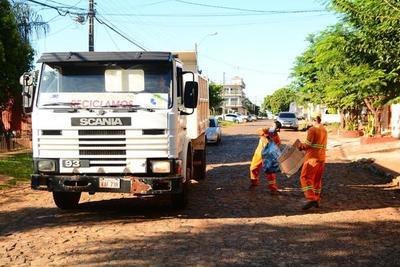 Avanza servicio de recolección selectiva de residuos en CDE